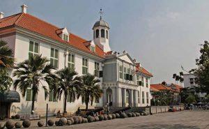 Gedung Bersejarah Kota Tua, Jakarta traveller