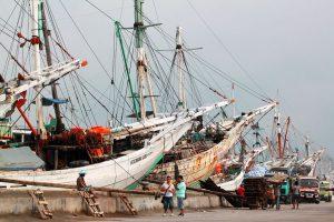 Tempat Bersejarah Pelabuhan Sunda kelapa, Jakarta traveller