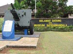 Museum Satria Mandala , Jakarta Traveller